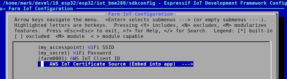 Esp32 Wifi Config